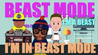 "PRhyme (Royce 5'9"" & DJ Premier) - Mode ft. Logic (Lyric Video)"