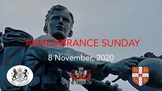 Cambridge Remembrance Sunday
