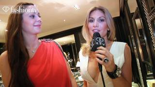 Ralph Lauren Jewelry by Goran Ijubuncic - Paris Launch hosted by Hofit Golan | FashionTV - FTV