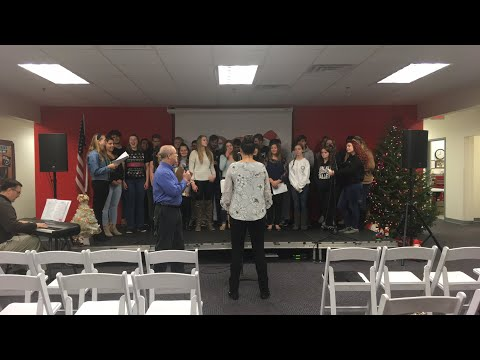102.3 WSUS Christmas Concert Series: Wallkill Valley Regional High School Chorus