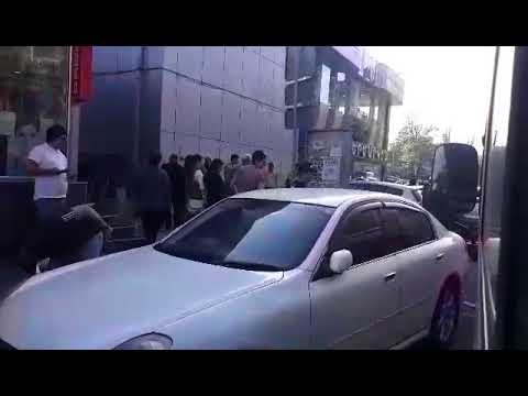 SAS սուպերմարկետի պահեստում հրդեհ է բռնկվել (տեսանյութ)