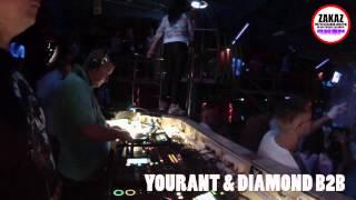 VIDEO MIX - YOURANT - DIAMOND - B2B @ OMEN CLUB - VI NOC ZAGŁADY 31.07.2015
