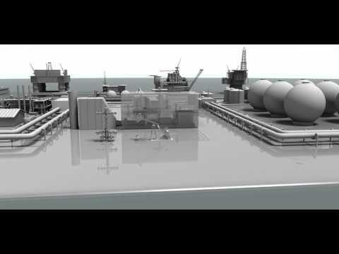 Oil & Gas 3D Animation