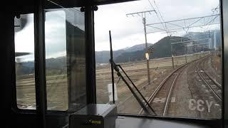 2018 01 展望・JR東海道線 313系・300番台 米原~垂井