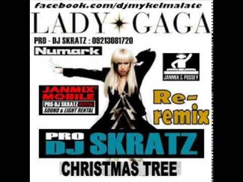 Christmas tree lady gaga remix download