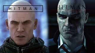 Hitman vs Hitman Absolution (Gameplay Graphics Comparison)