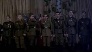 """Урок мужества """"16-ая гвардейская танковая дивизия. Дороги Победы""""."""
