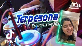 TERPESONA AKU TERPESONA || Dj Koplo Version TIKTOK VIRAL High Quality Audio Gleerrr