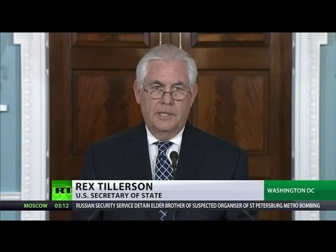Thumbnail: 'Unchecked Iran' could follow path of North Korea - Rex Tillerson
