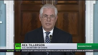 'Unchecked Iran' could follow path of North Korea   Rex Tillerson