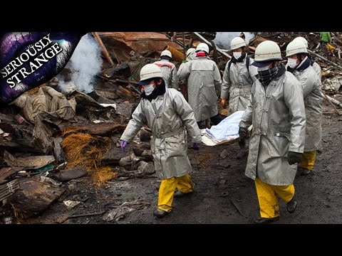 5 Earth-Crushing Natural Disasters That Could Happen TOMORROW! | SERIOUSLY STRANGE #63