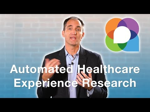 Consumer & Executive Research On Automated Patient Technology