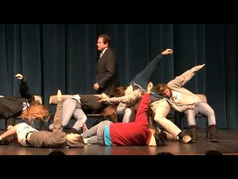 Hypnotized High School-  2012 Uncut -Anthony Galie