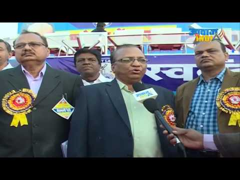 Indendent Labour Union Ralley at Ramlila Maidan, Delhi for Reservation in Promotion