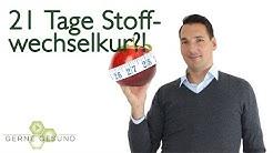 """Schlank in 21 Tagen? - Diätcheck: """"Die 21 Tage Stoffwechselkur"""" - Gerne Gesund"""