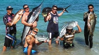 Spearfishing Palapas Ventana 2015 with Red Sea Ocean Adventures
