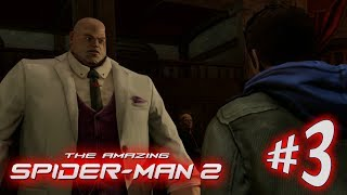 The Amazing Spider-Man 2 - Parte 3: Sr. Fisk, Felicia e Novas Roupas [ Playstation 4 - Playthrough ]
