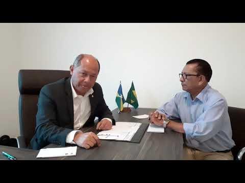 Deputado Federal Coronel Chrisóstomo faz prestação de contas dos sete meses de mandato