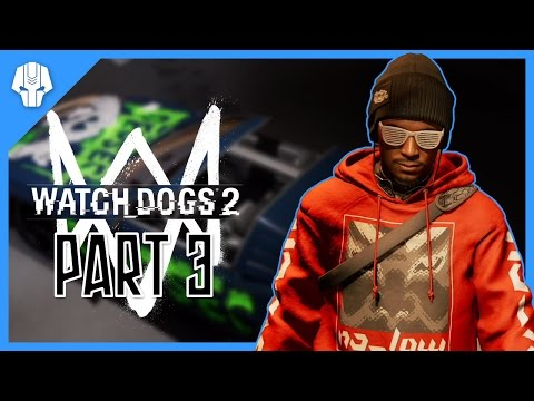 WATCHDOGS 2 (PS4 PRO) - Part 3 - Turbo Lover