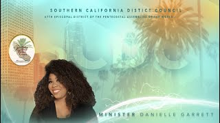 PYPU Culminating Worship with Minister Danielle Garrett