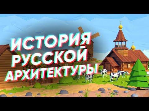 Краткая история русской АРХИТЕКТУРЫ