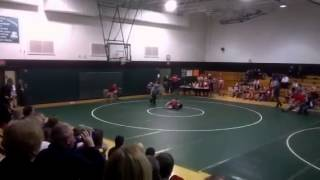 Wrestling vs Kent