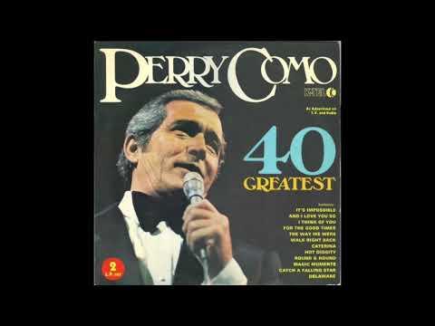 Perry Como - Walk Right Back