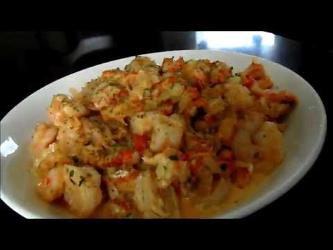 How To Make Crawfish And Shrimp Bread