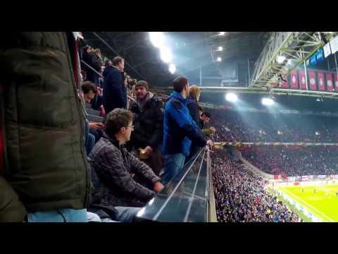 Ajax - Legia Warschau