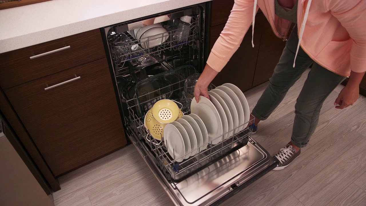 Whirlpool Dishwasher Is Not Drying