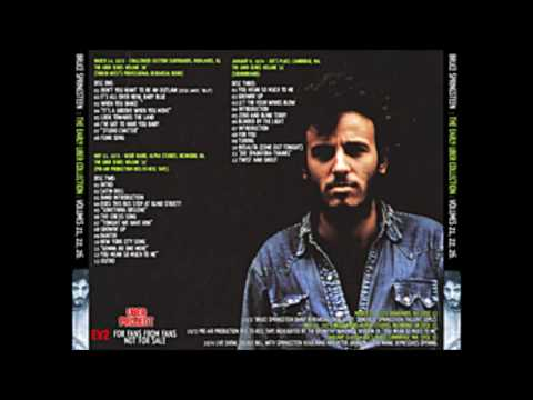 Ballad of Jeese James - The Bruce Springsteen Band aka Don´t you want to be an outlaw?