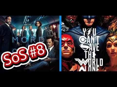 Süß oder Salzig - Folge 8 - Justice League & Mord im Orient Express