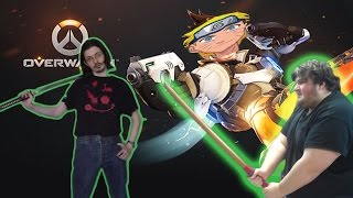Why Genji is the best Overwatch guy in Overwatch [An Overwatch video about Overwatch]