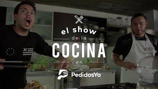 Gonzaa Fonseca y Maxi Umpierrez - El Show de la Cocina - Uru...