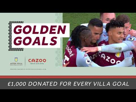 CAZOO GOLDEN GOALS | April 2021