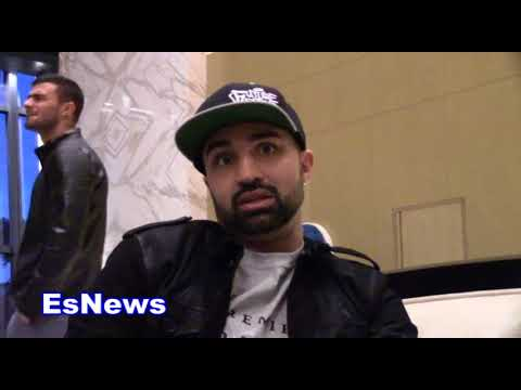 Paulie Malignaggi Reveals How Can You Tell Who Is Juicing EsNews Boxing