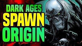 spawn dark ages origin of the black knight