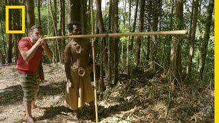 The Mani Tribe's Blowgun | Primal Survivor