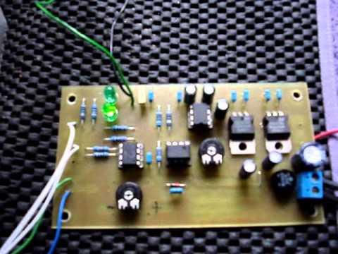 Oscillating hho generator cell. Part # 2