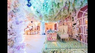 Роскошное оформление свадьбы от Alladin Decor!