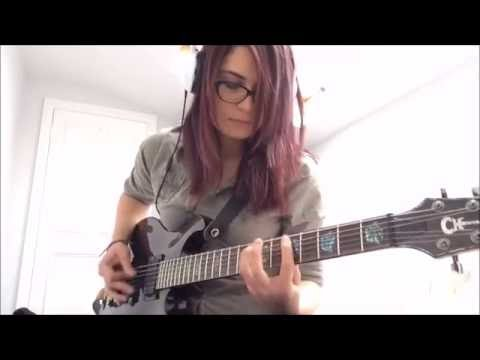 ARCH ENEMY - Nemesis Guitar Cover