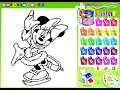 Minnie Mouse Coloring Pages - Coloring Pages For Girls