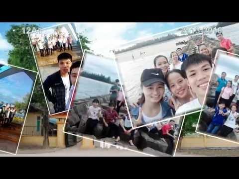 Video lớp 12A1(2013-2016)- Trường THPT Triệu Phong-Video kỉ niệm lớp