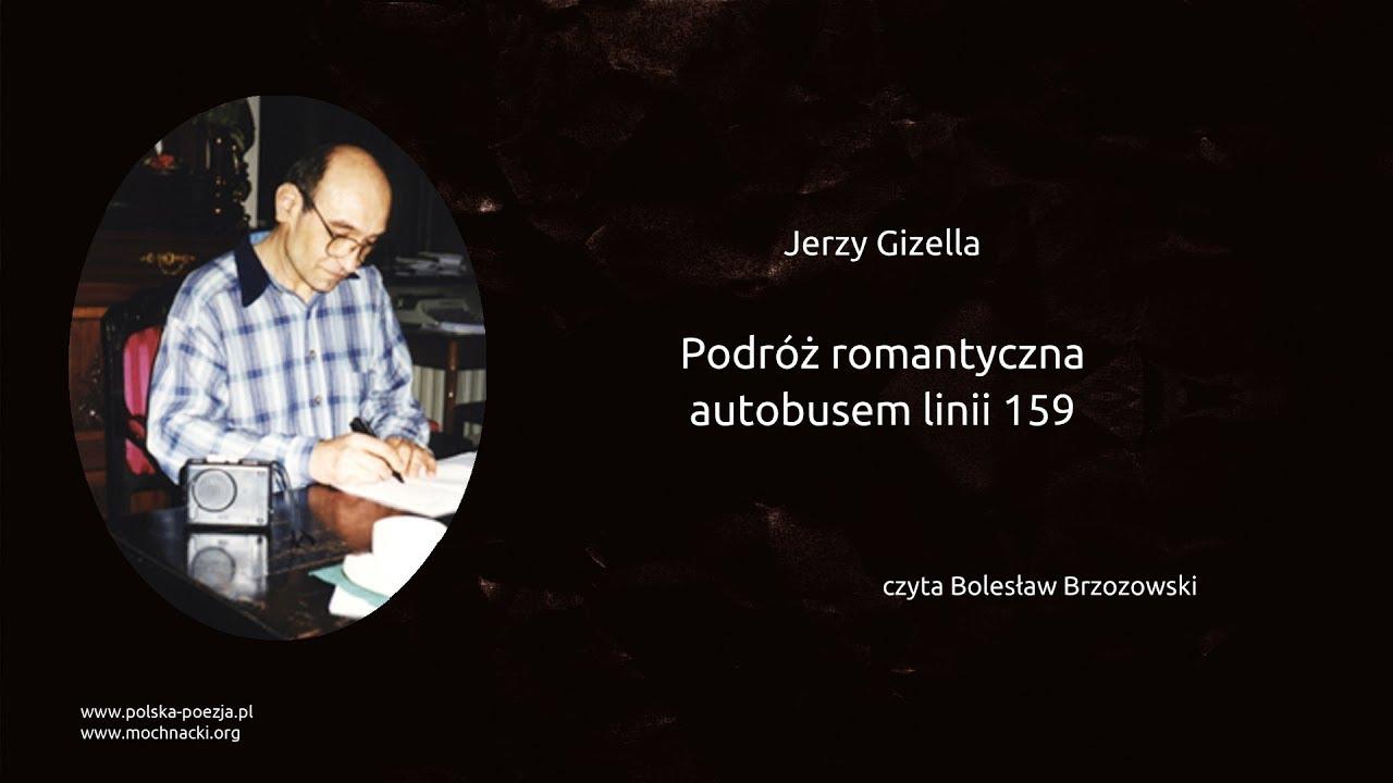 Jerzy Gizella Podróż Romantyczna Autobusem Linii 159