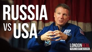 USA vs RUSSIA IN SPACE - NASA Astronaut Terry Virts