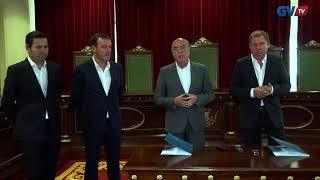 Assinatura de Protocolo Gil Vicente,  Câmara Municipal