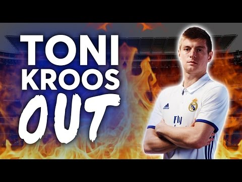 Toni Kroos OUT, injured for 2 to 3 months | REAL MADRID NEWS