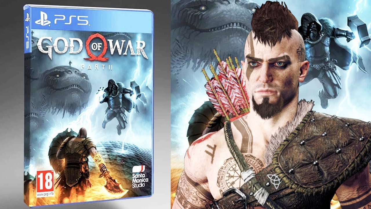 God Of War PS5 CONFIRMED! God Of War 5 TRAILER SOON! ADULT ATREUS LEAKED &  EVERYTHING WE KNOW - YouTube