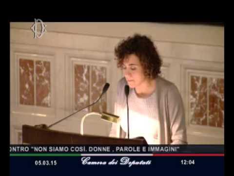 Roma - Non Siamo Così. Donne, parole e immagini - Dolors Montserrat (05.03.15)