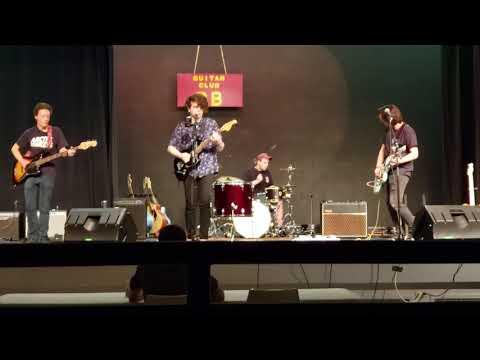 2019 Richmond Burton High School Spring Guitar Club Show  - Box House